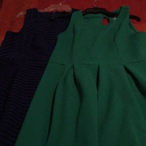 Xhilaration Dress Green,Mossimo Dress Navy Blue